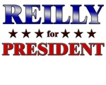 REILLY for president