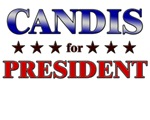 CANDIS for president