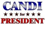 CANDI for president