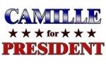 CAMILLE for president