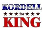 KORDELL for king