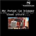 My Peter is bigger than yours...