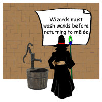 RPG: Wizards
