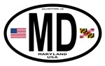 Maryland Euro Oval