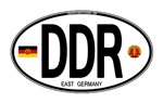 East Germany Euro Oval