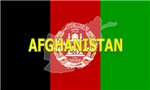 Flag of Afghanistan Extra