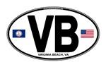 VB Oval - Virginia Beach