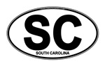 South Carolina Oval (SC)