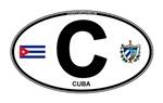 Cuba Euro Oval