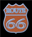 Route 66-brick