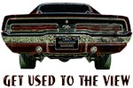Charger-Get used to the view
