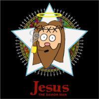 Jesus The Savior Man