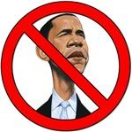 No Obama!