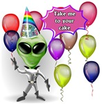 Alien Birthday