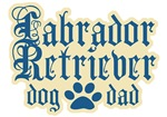 Labrador Retriever Dad