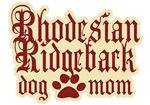 Rhodesian Ridgeback Mom