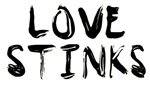 LOVE STINKS (PAINTED ART DESIGN)