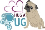 HUG A PUG