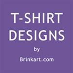 T-SHIRT DESIGNS by Brinkart.com