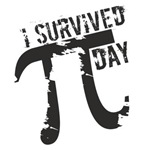I Survived Pi Day