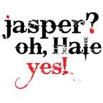 Jasper Hale Yes