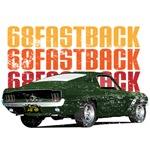 68 Fastback Distress
