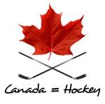 Canada. Hockey.