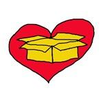 I heart box