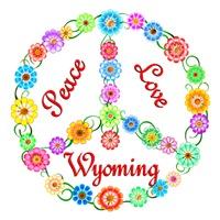 <b>PEACE LOVE WYOMING</b>