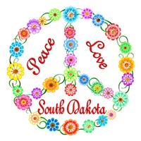 <b>PEACE LOVE SOUTH DAKOTA</b>