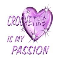 <b>CROCHETING IS MY PASSION</b>