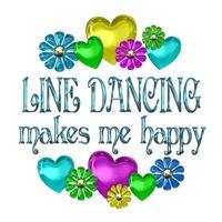 <b>LINE DANCING HAPPINESS</b>