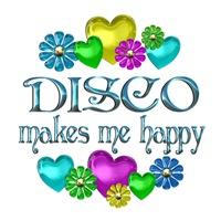 <b>DISCO HAPPINESS</b>