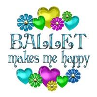 <b>BALLET HAPPINESS</b>