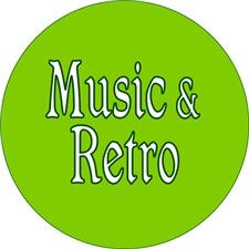 <b>MUSIC & RETRO</b>