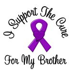 Alzheimer's Cure For My Brother T-Shirts