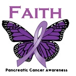 Faith For Pancreatic Cancer T-Shirts & Gifts