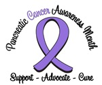 Pancreatic Cancer Awareness Month Shirts & Gifts