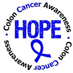 Colon Cancer Hope Shirts & Gifts