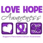 Pancreatic Cancer Love Hope