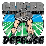 Brain Cancer Can't Break Defense