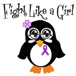 Alzheimer's Fight Like A Girl Shirts and Gifts