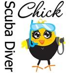 Scuba Diver Chick