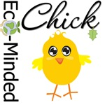 Eco-Minded Chick