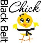Black Belt Chick