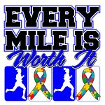 Autism Every Mile Is Worth It