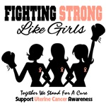 Uterine Cancer Fighting Strong