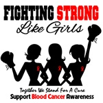 Blood Cancer Fighting Strong