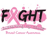 Fight Breast Cancer Cause Shirts