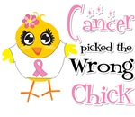 Cancer Picked The Wrong Chick